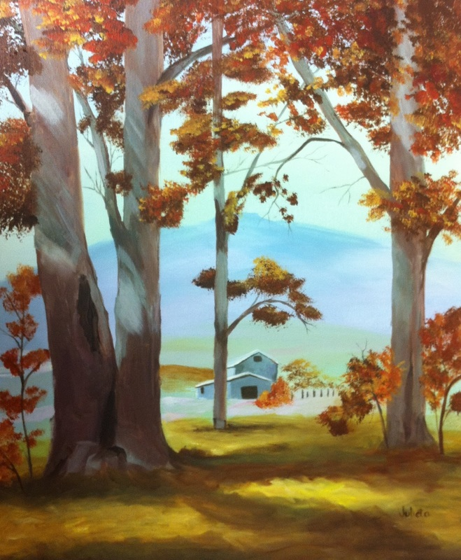 Acrylic painting classes for adults and teens ages 15 and up - Casa